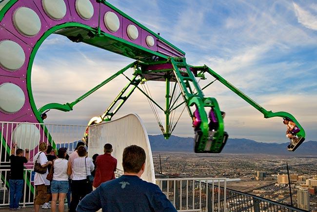 Insanity Thrill Stratosphere